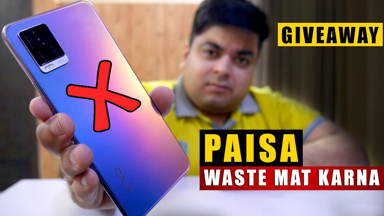 Vivo V20 Review : My Honest Opinion & Giveaway | WASTE OF MONEY? | Don't Buy Before Watchin