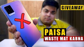 Vivo V20 Review : My Honest Opinion & Giveaway | WASTE OF MONEY? | Don't Buy Before Watching