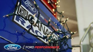 Ford Chip Ganassi Racing Team Celebrates the Holidays | Ford Performance