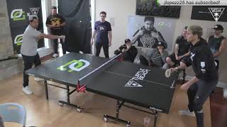 2017 OpTic Table Tennis Tournament