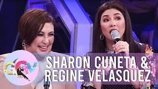 Regine and Sharon reveal their favorite young artists  GGV
