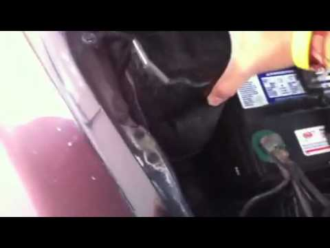 Finding the 2nd fusebox in Nissan 350z on