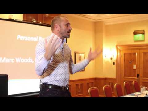 9. BCRT Conference: 12 October 2013. Marc Woods, BCRT Patron: 'Personal best'
