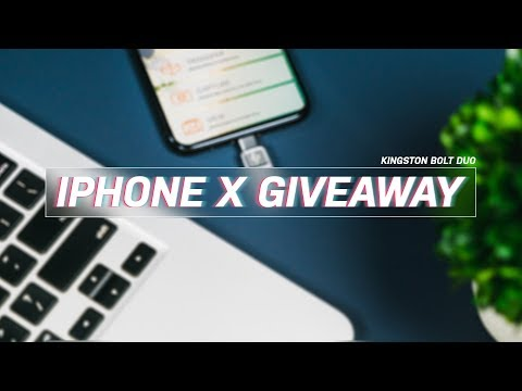 Download Youtube: iPhone X GIVEAWAY