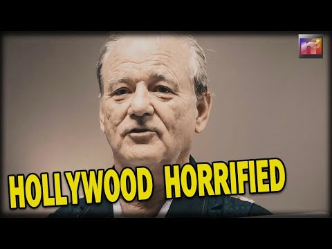 Hollywood HORRIFIED After What Actor Bill Murray Just Said About Supporting Trump