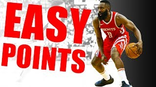 6e7bde285cb EASY James Harden Moves To DESTROY Defenders! Impossible Crossovers To  Guard!