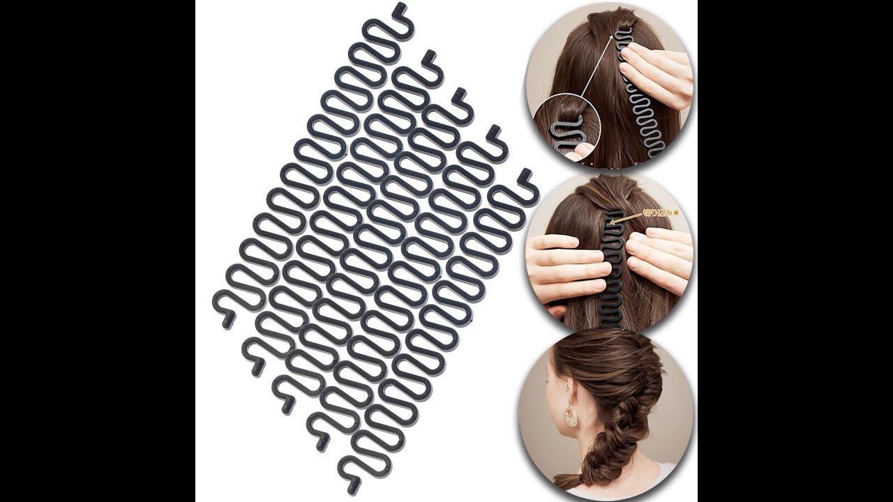Women French Hair Braiding Tool Weave Braider Roller Magic Twist Styling