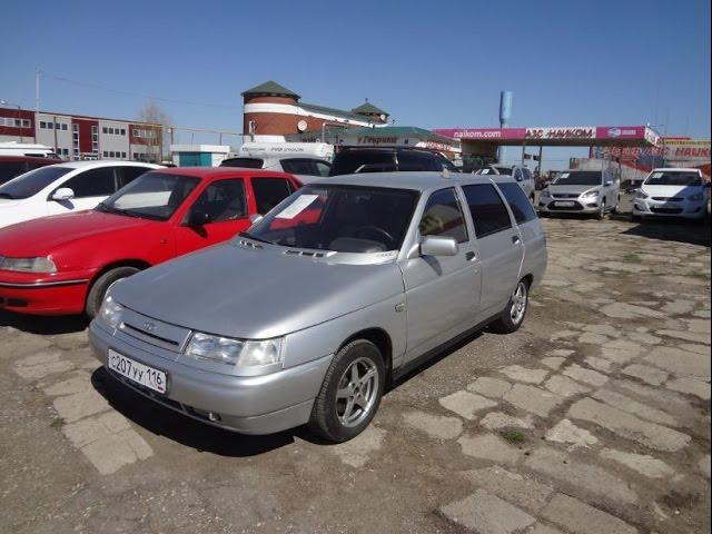 Фото к видео: ВАЗ 2111 2006. Обзор автомобиля