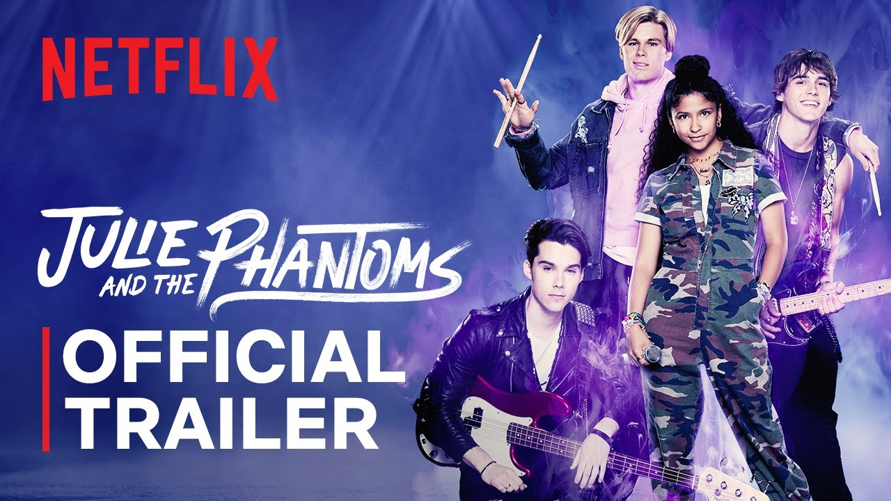 Julie and the Phantoms | NEW Series Trailer | Netflix