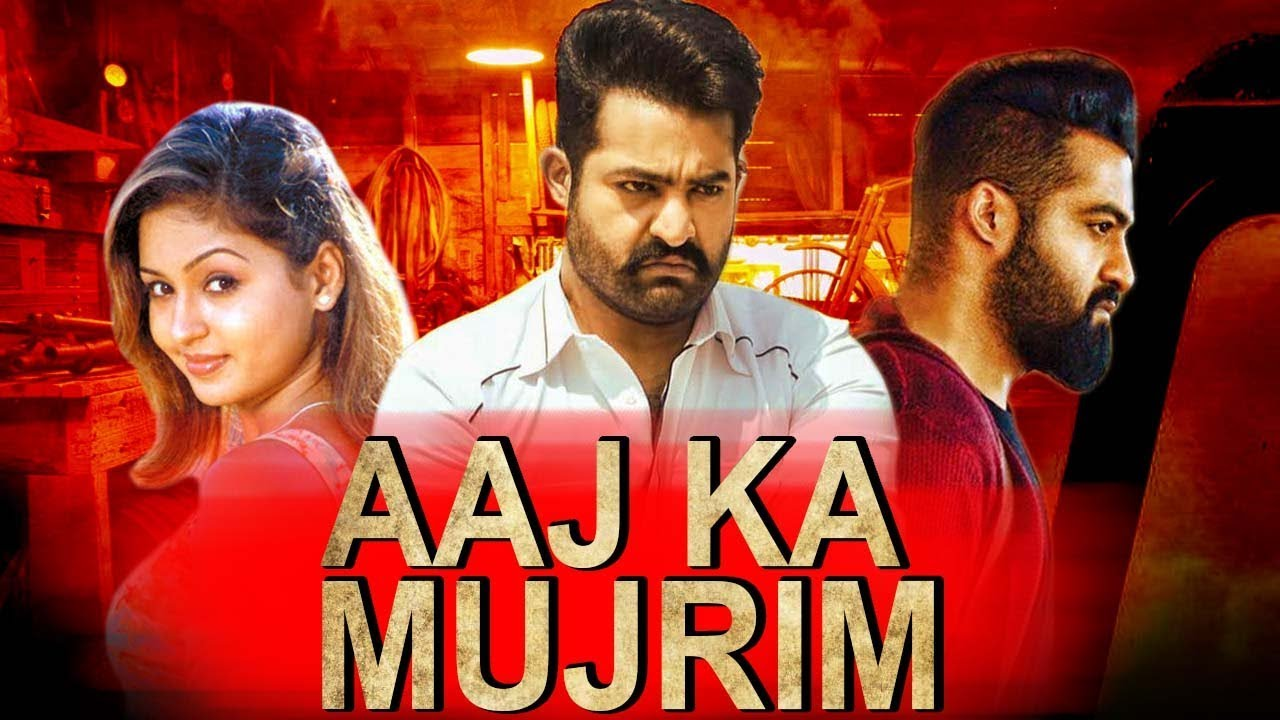 Aaj Ka Mujrim (Student No 1) Telugu Hindi Dubbed Full Movie | Jr NTR, Gajala, Rajeev Kanakala