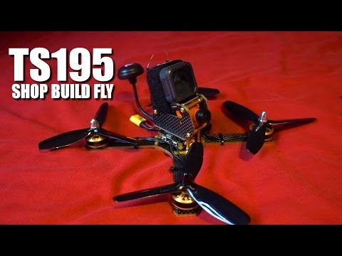 Awesome TS195 Shop Build Fly!