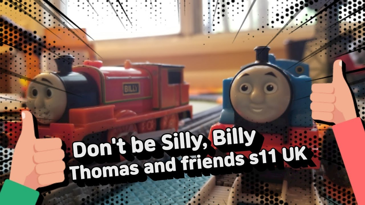 Download Trackmaster Don't be Silly, Billy UK