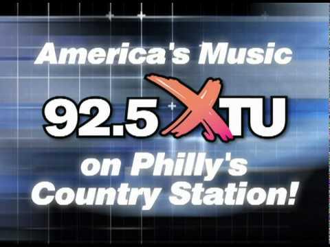 92.5 XTU Philadelphia's Country Station