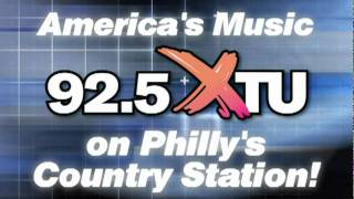 92.5 XTU Philadelphia's Country Station