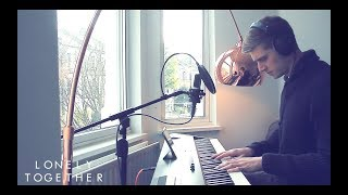 Lonely Together - Avicii ft. Rita Ora Cover By Jamie Walker