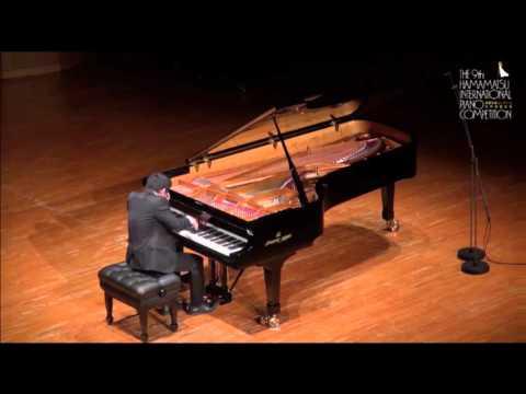Kenji Miura plays Chopin Ballade No.4 in F minor, Op.52