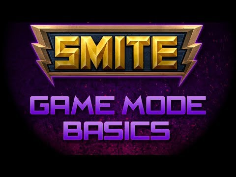 SMITE | Basic Game Mode Guide | Main Menu Guide | BEGINNER
