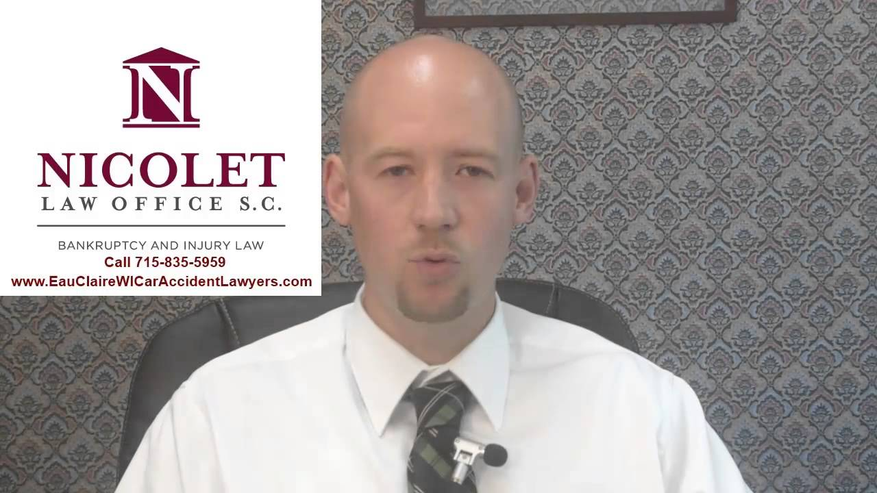Eau Claire WI Car Accident Lawyers FAQ What If I'm Not Wearing A Seatbelt?
