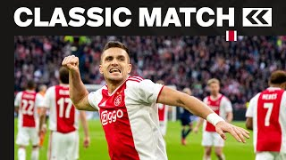 RETRO MATCHDAY Ajax - PSV 3-1 I 31-03-2019 FULL GAME
