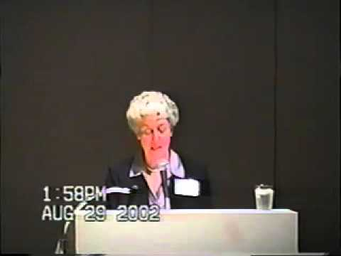 Coffin Lecture 2002 Cruz Reynoso