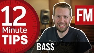 12 Minute Tips -  Bass with Jupiter Ace