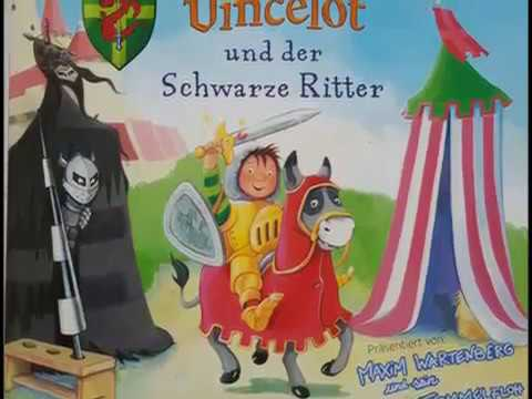 """Ritter Vincelot Hörbuchreihe """"Maxim Wartenberg und sein Trommelfloh"""""""