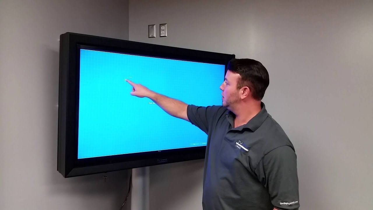 Outdoor Touchscreen Tv Enclosure Demo The Tv Shield Pro