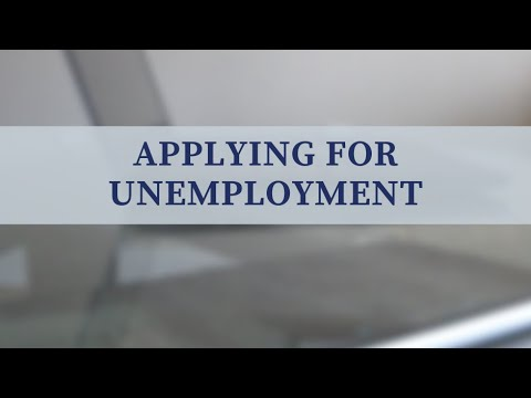 Step By Step Tutorial On How To File For Unemployment Benefits