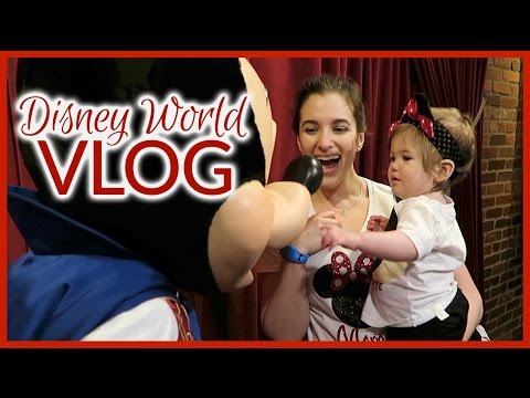 Travel Vlog | Disney World, Part 1 | February 2017