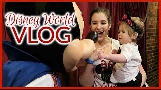Travel Vlog | Disney World, Part 1 | February 2017