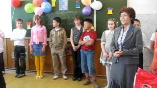 Грустная речь учителя))))дети грустят
