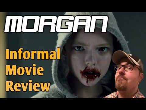 MORGAN   Movie Review   Smart Setup, Dumb Payoff