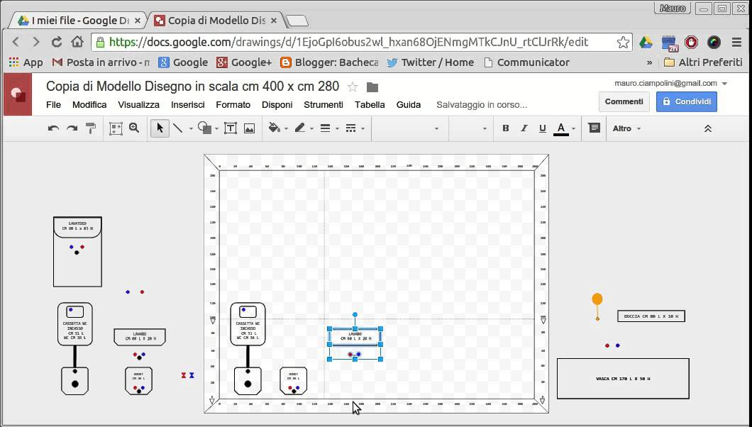 Disegni google progetto disegno di un bagno youtube - Progetto di un bagno ...