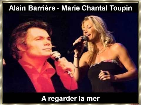 Alain Barriere_Marie Chantal Toupin_A regarder la mer