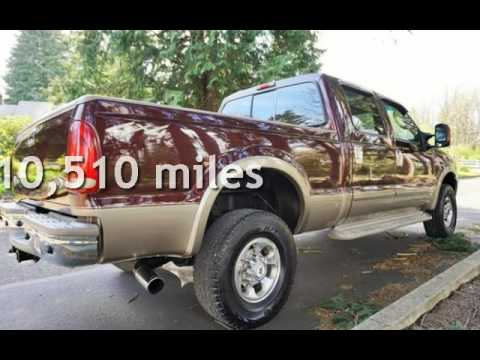 2004 Ford F - 350 Lariat 4X4 ** KING RANCH ** 110K. for sale in Milwaukie, OR