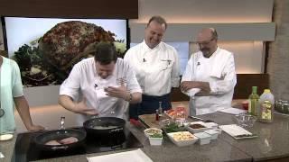 Maple Chili Glazed Pork Loin