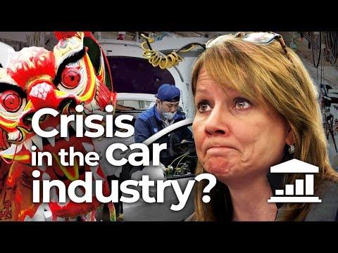 The DECLINE Of The AUTOMOBILE Industry? - VisualPolitik EN