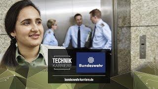 Duales Studium & Beamtin im technischen Dienst der Bundeswehr