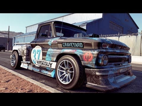 Need For Speed Payback | Chevy C10 Drift Superbuild (It's Really Good)