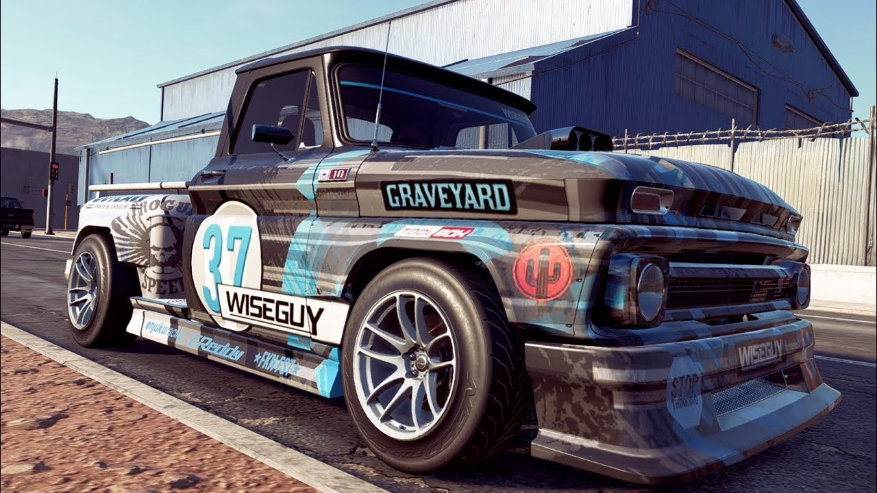 Need For Speed Payback Chevy C10 Drift Superbuild Its Really