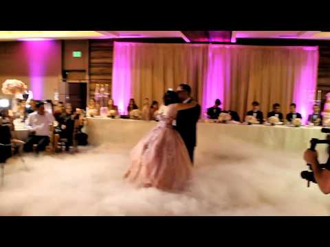 Dalilah's Father and Daughter Dance - No Crezcas Mas