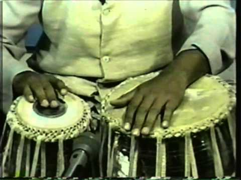 Tabla- Lesson 9- Kaidas #1 of Teen Taal