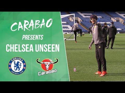 CHELSEA UNSEEN: David Luiz's bottleflip, Fabregas' sweet volley & Ji So-Yun's awesome overhead kick