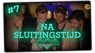 Team DylanHaegens maakt griezelfilm in het Spookslot - Na Sluitingstijd - Efteling