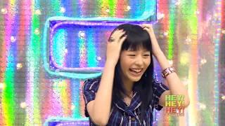 PV 平野綾 「涼宮ハルヒの詰合」 060703 HEY!HEY!HEY! ゲストシーンのみ1280x720 XviD