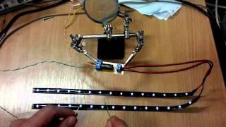 Диммер для подсветки салона авто(Универсальный модуль