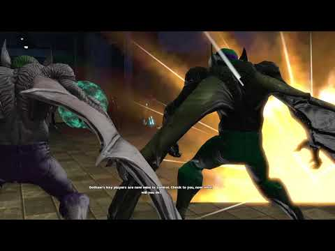 DC Universe Online: Gotham City Zoo Raid