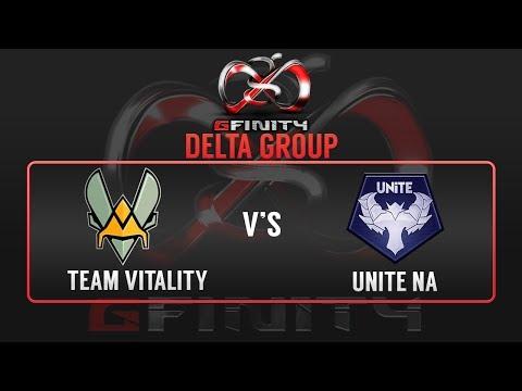 G2: Vitality vs UNITE Gaming - Group D Match 5
