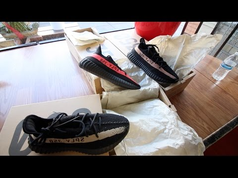 69ff49ac30a93 PICKING UP THE NEW YEEZY V2s!!! - YouTube