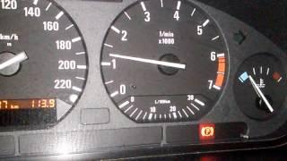 Oscilare ralanti BMW 316i e36